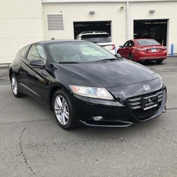 2012 Honda CR-Z for sale in Troy, NY