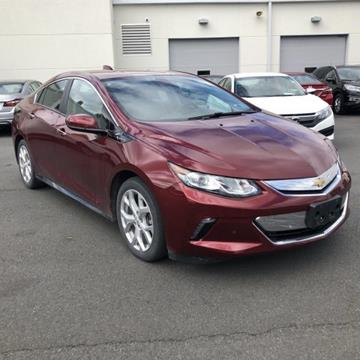 2017 Chevrolet Volt for sale in Troy, NY
