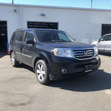 2015 Honda Pilot for sale in Troy, NY