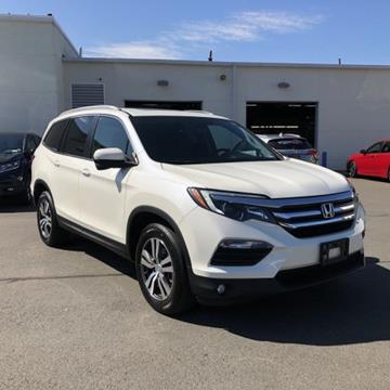2017 Honda Pilot for sale in Troy, NY