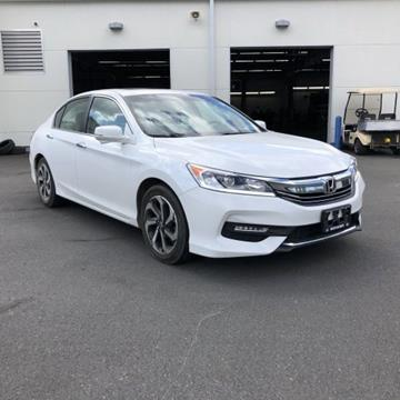 2016 Honda Accord for sale in Troy, NY