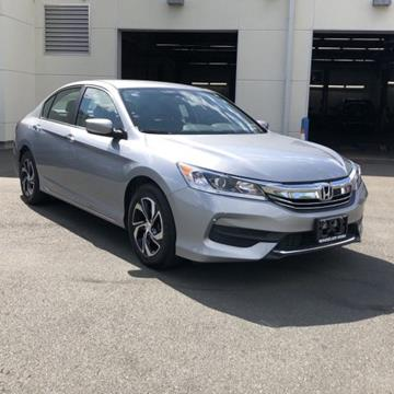 2017 Honda Accord for sale in Troy, NY