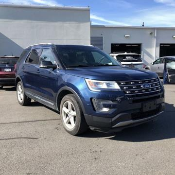 2017 Ford Explorer for sale in Troy, NY