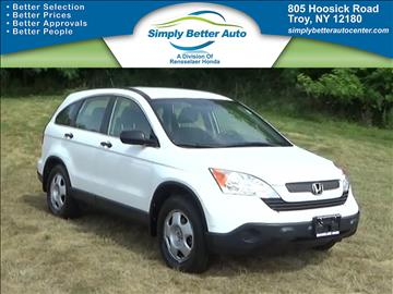 2008 Honda CR-V for sale in Troy, NY