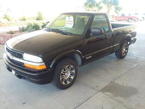 2003 Chevrolet S-10 for sale in Hurricane, UT