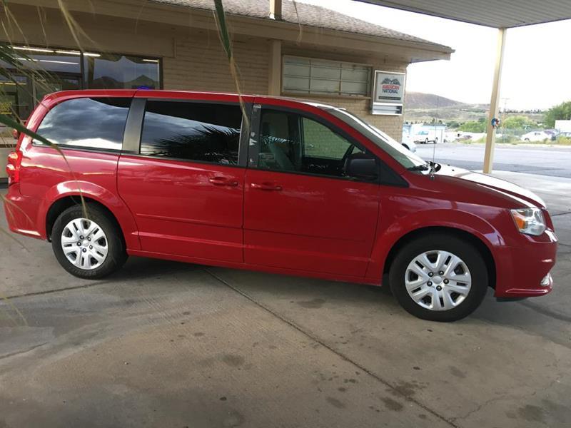 Dodge dodge 1999 caravan : 2014 Dodge Grand Caravan SE 4dr Mini-Van In Hurricane UT - The Car ...