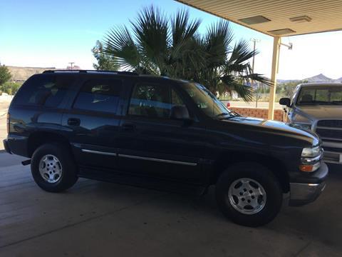 2004 Chevrolet Tahoe for sale in Hurricane, UT