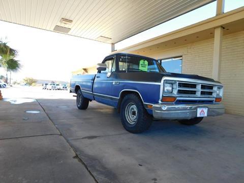 1988 Dodge RAM 150