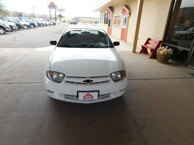 2005 Chevrolet Cavalier 4dr Sedan - Hurricane UT