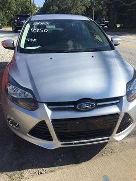 2012 Ford Focus for sale in Simpsonville, SC