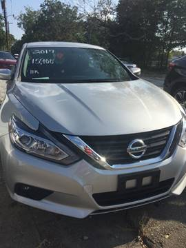 2017 Nissan Altima for sale in Simpsonville, SC