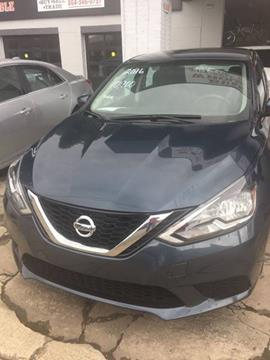 2016 Nissan Sentra for sale in Simpsonville, SC