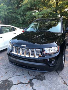 2016 Jeep Compass for sale in Simpsonville, SC