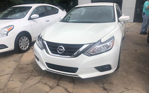 2018 Nissan Altima for sale in Simpsonville, SC