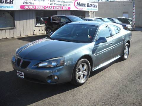 2007 Pontiac Grand Prix for sale at Mark Berger Motors Inc in Rockford IL