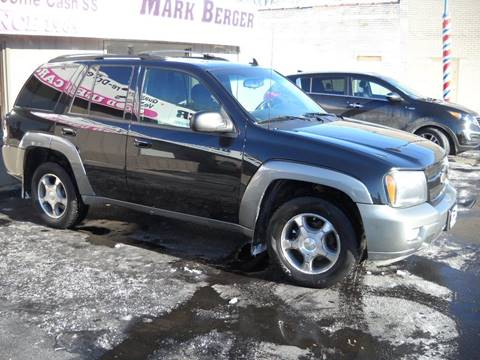 2009 Chevrolet TrailBlazer for sale at Mark Berger Motors Inc in Rockford IL