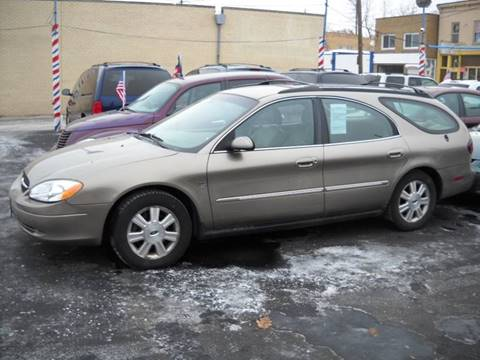 2004 Ford Taurus for sale at Mark Berger Motors Inc in Rockford IL