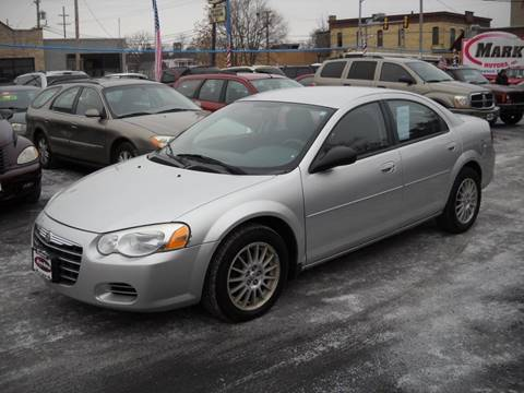 2005 Chrysler Sebring for sale at Mark Berger Motors Inc in Rockford IL