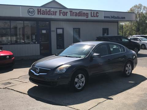 2007 Nissan Altima for sale in Toledo, OH