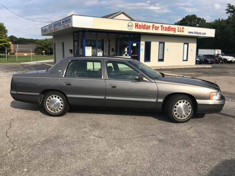 1999 Cadillac DeVille for sale in Toledo, OH