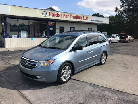 2013 Honda Odyssey for sale in Toledo, OH