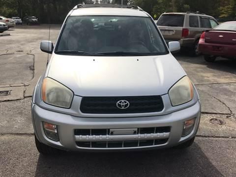 2002 Toyota RAV4 for sale in Toledo, OH