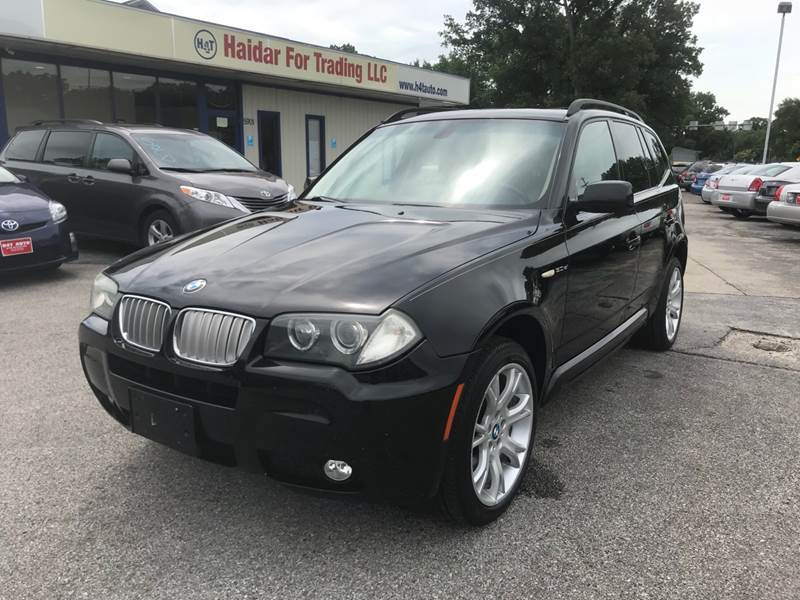2007 bmw x3 awd 4dr suv in toledo oh h4t auto. Black Bedroom Furniture Sets. Home Design Ideas