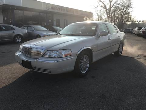 2007 Lincoln Town Car For Sale Carsforsale Com