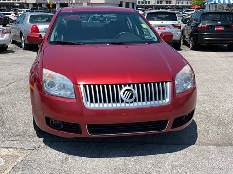 2007 Mercury Milan V6 Premier for sale at H4T Auto in Toledo OH