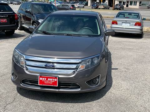 2012 Ford Fusion SEL for sale at H4T Auto in Toledo OH