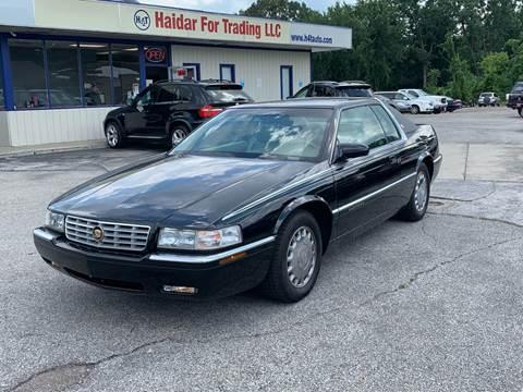 New Cadillac Eldorado >> 1996 Cadillac Eldorado For Sale In Toledo Oh