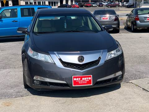 2009 Acura TL for sale at H4T Auto in Toledo OH