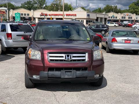 2008 Honda Pilot EX-L for sale at H4T Auto in Toledo OH