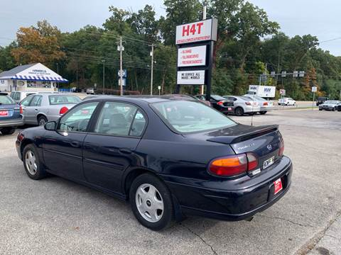 2001 Chevrolet Malibu LS for sale at H4T Auto in Toledo OH