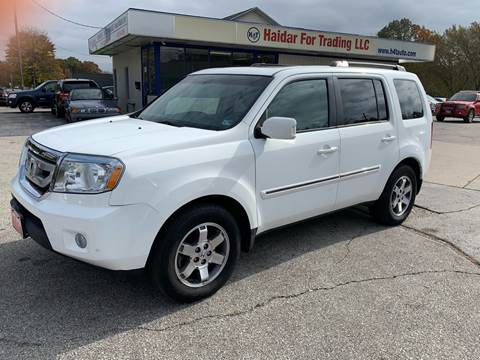 2010 Honda Pilot Touring w/Navi w/DVD for sale at H4T Auto in Toledo OH