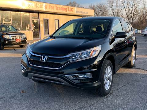 2015 Honda CR-V EX for sale at H4T Auto in Toledo OH