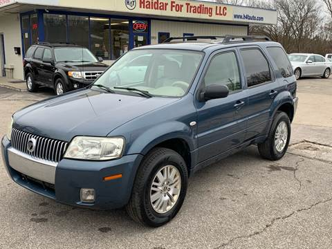 2005 Mercury Mariner for sale at H4T Auto in Toledo OH