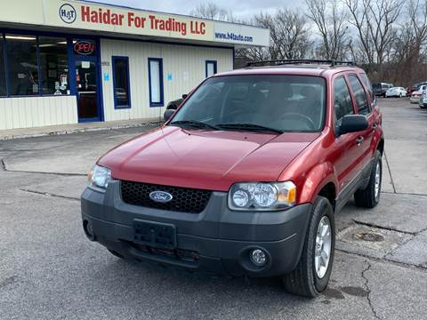 2006 Ford Escape XLT for sale at H4T Auto in Toledo OH