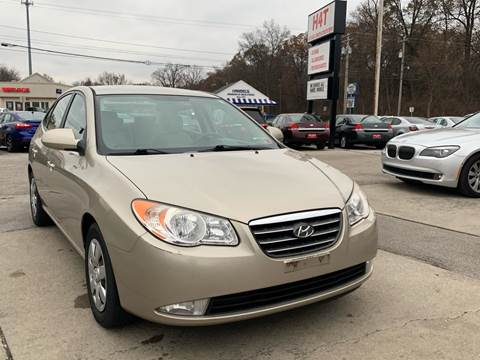 2008 Hyundai Elantra GLS for sale at H4T Auto in Toledo OH