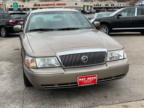 2003 Mercury Grand Marquis GS for sale at H4T Auto in Toledo OH