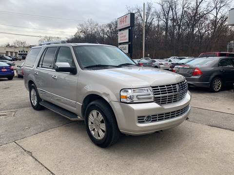 2007 Lincoln Navigator Ultimate for sale at H4T Auto in Toledo OH