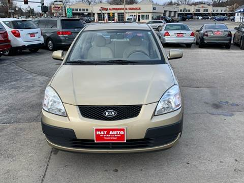 2009 Kia Rio LX for sale at H4T Auto in Toledo OH