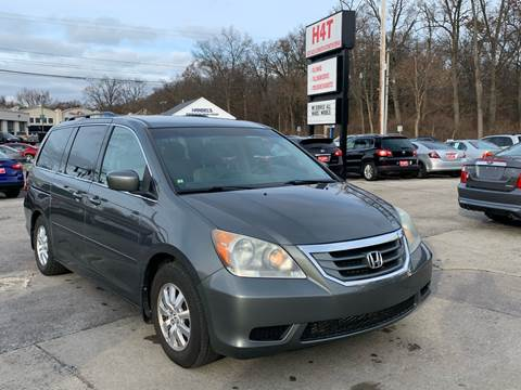 2008 Honda Odyssey EX for sale at H4T Auto in Toledo OH