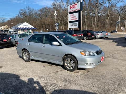 2007 Toyota Corolla S for sale at H4T Auto in Toledo OH