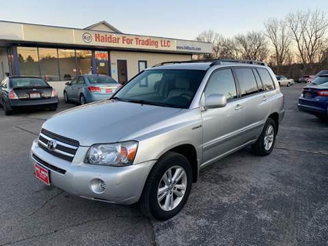 2006 Toyota Highlander Hybrid Limited for sale at H4T Auto in Toledo OH