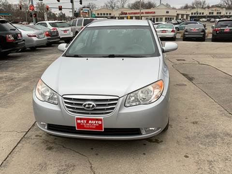 2010 Hyundai Elantra GLS for sale at H4T Auto in Toledo OH