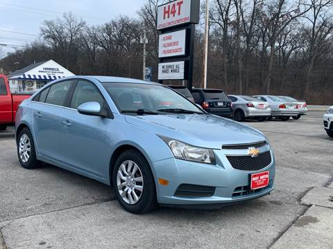 2012 Chevrolet Cruze LT for sale at H4T Auto in Toledo OH