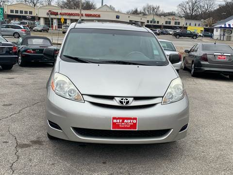 2006 Toyota Sienna LE 7 Passenger for sale at H4T Auto in Toledo OH