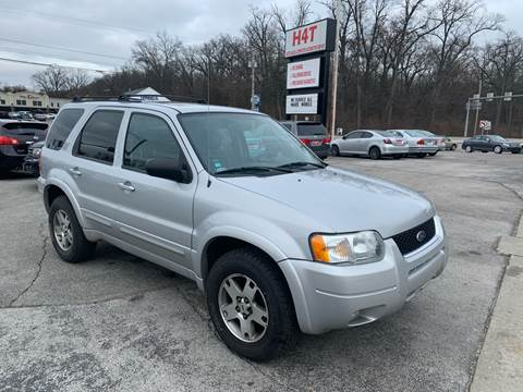 2004 Ford Escape Limited for sale at H4T Auto in Toledo OH