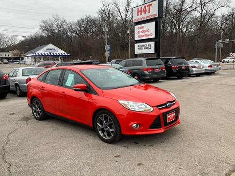 2013 Ford Focus SE for sale at H4T Auto in Toledo OH